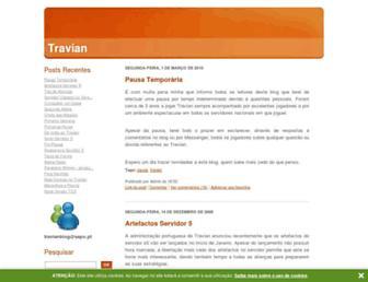 travian.blogs.sapo.pt screenshot