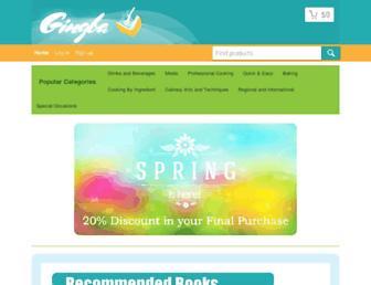Thumbshot of Gingba.com