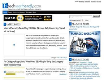 techuserfriendly.com screenshot