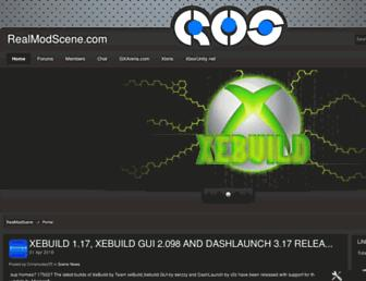 realmodscene.com screenshot