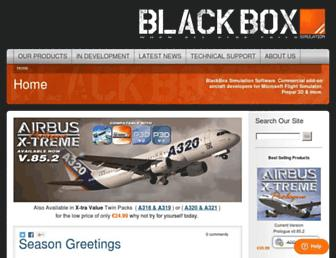 blackboxsimulation.com screenshot