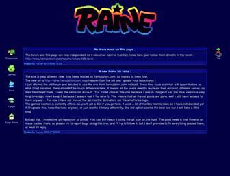 raine.1emulation.com screenshot