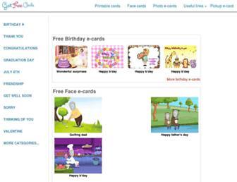 Thumbshot of Gotfreecards.com