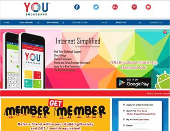 Thumbshot of Youbroadband.in