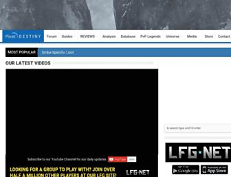 Thumbshot of Planetdestiny.com