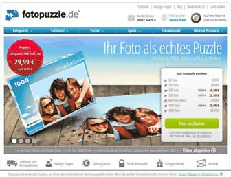 Thumbshot of Fotopuzzle.de