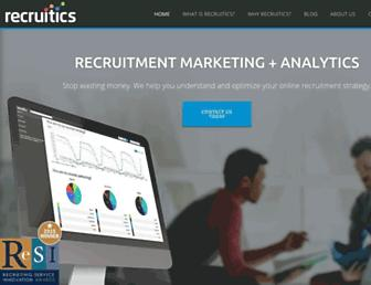 Thumbshot of Recruitics.com