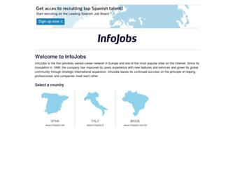 Thumbshot of Infojobs.com