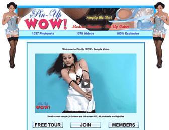 Thumbshot of Pinupwow.com