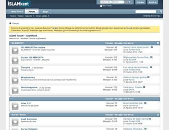 islamkent.org screenshot