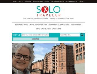 Thumbshot of Solotravelerblog.com