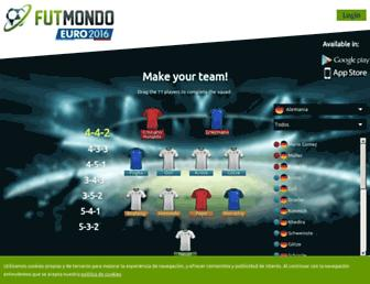Thumbshot of Futmondo.com