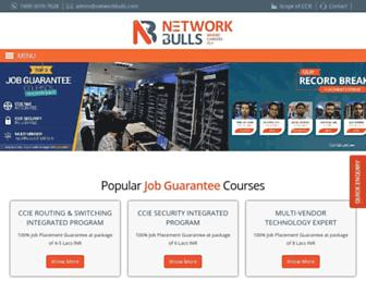 networkbulls.com screenshot