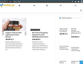 reviewsxp.com screenshot