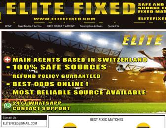 elitefixed.com screenshot