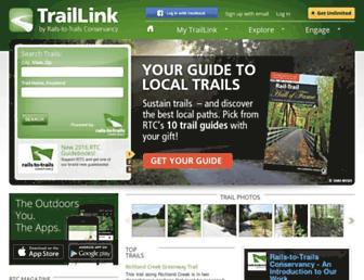 Thumbshot of Traillink.com