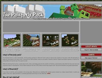 Thumbshot of Painterlypack.net