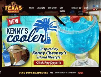 Thumbshot of Texasroadhouse.com
