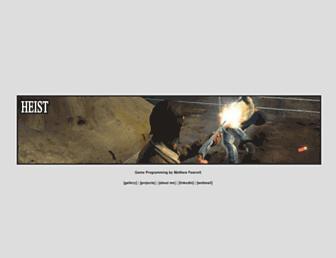 blakvege.com screenshot