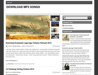 downloadmp3books.blogspot.com screenshot