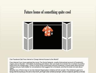 Thumbshot of Freesocialmediatrends.com