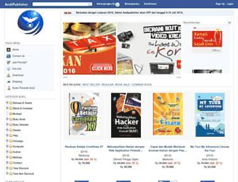 andipublisher.com screenshot