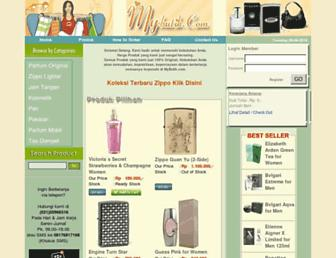 mybutik.com screenshot