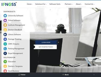 ifnoss.com screenshot