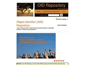 oid-info.com screenshot