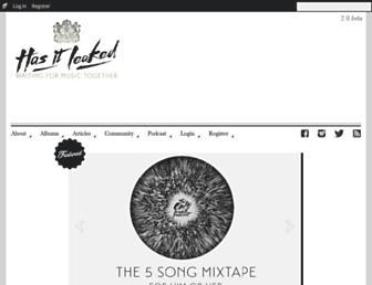 Thumbshot of Hasitleaked.com