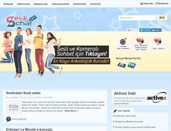 seslichat.net screenshot