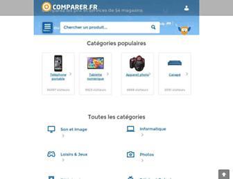Thumbshot of Comparer.fr