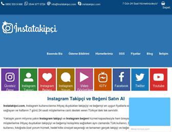 instatakipci.com screenshot