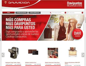 Thumbshot of Catalogodavipuntos.com