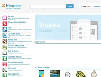 Thumbshot of Heureka.sk