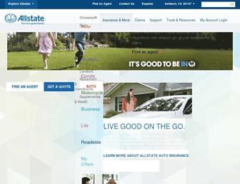 Thumbshot of Allstateonline.com