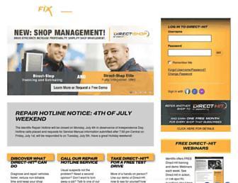 Thumbshot of Identifix.com