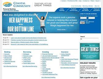 cccu.ca screenshot