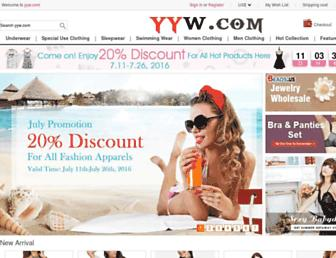 Thumbshot of Yyw.com