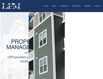 lurinpropertymanagement.com screenshot
