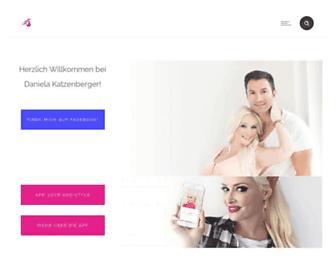 Thumbshot of Danielakatzenberger.de