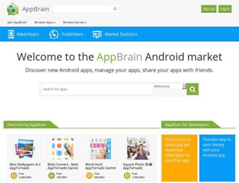 Thumbshot of Appbrain.com