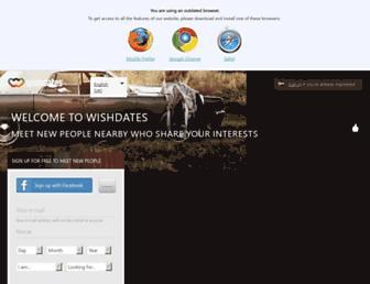 Thumbshot of Wishdates.com