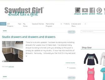 Thumbshot of Sawdustgirl.com