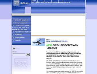 ioes-co.com screenshot