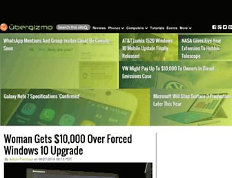 ubergizmo.com screenshot