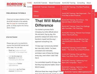 bobrow.com screenshot