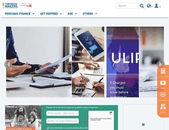 tomorrowmakers.com screenshot