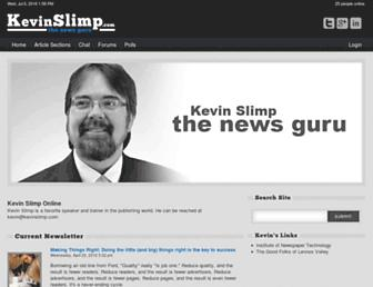 kevinslimp.com screenshot