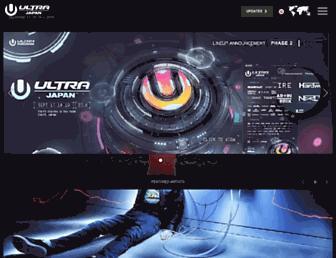 Thumbshot of Ultrajapan.com